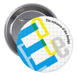 7.6cm Can batch [Grid] Badge