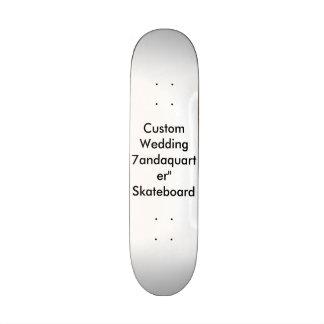 """7andaquarter l'épousant fait sur commande"""" planche skateboards personnalisables"""
