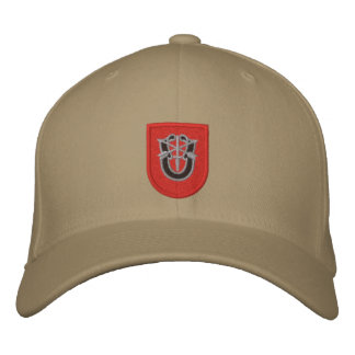 7ème Groupe de forces spéciales Casquette Brodée