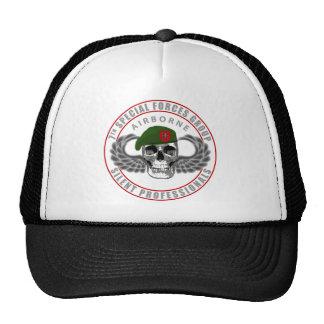 7ème Groupe de forces spéciales - crâne Casquettes De Camionneur