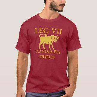 7ème légion romaine (Claudia) T-shirt