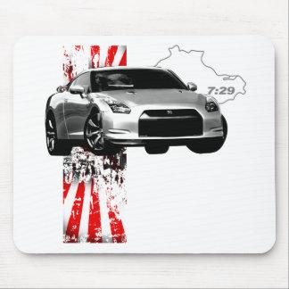 7h29 GTR Tapis De Souris