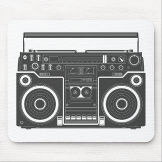 80s Boombox Tapis De Souris