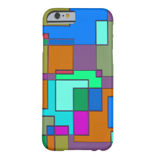 #826 COQUE iPhone 6 BARELY THERE
