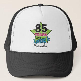 85 ans et l'aimer nom de l'anniversaire | casquette