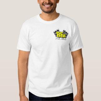 86t, Tom Ahrndt de base T-shirts