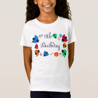 8 coccinelles T-Shirt