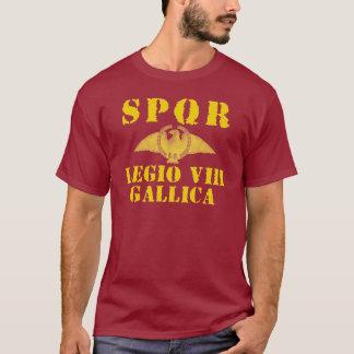 8ème Gallica T-shirt romain de légion de 08 Jules