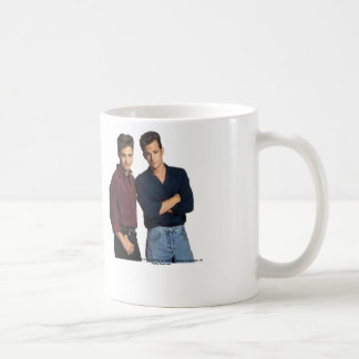 90210 : Tasse de Brandon et de Dylan