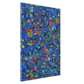 #913 abstrait toiles