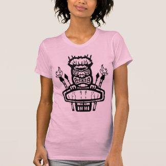 9213032011 Tiki (balancier et Kustom) T-shirts