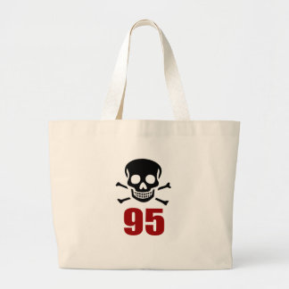 95 conceptions d'anniversaire grand tote bag