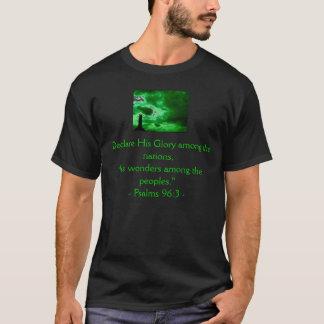 96:3 de psaumes t-shirt