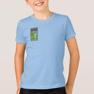 98,7% Le chimpanzé badine le T-shirt