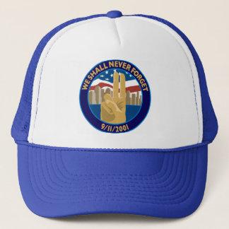 9/11 casquette commémoratif de symbole