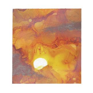 9_SunsetGrill_11x14$400 Bloc-note
