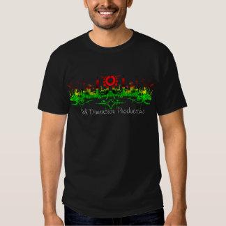 9ème Chemise promotionnelle de productions de T-shirt