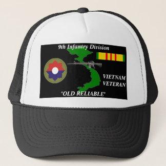 """9ème Division d'infanterie """" vieux"""" casquettes"""