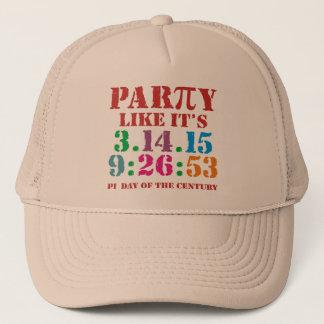 9h26 final de casquette de casquette de jour de pi