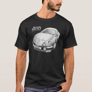 A110 alpin t-shirt