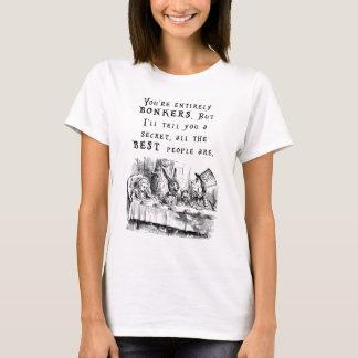 A4 entièrement fou t-shirt