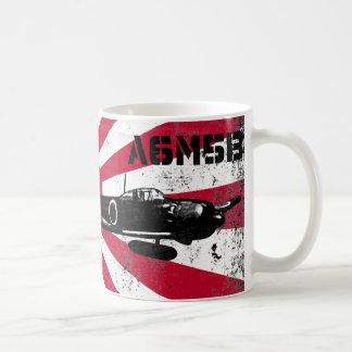 A6M zéro Mug