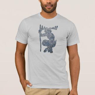 à cornes-un t-shirt