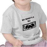 A DJ de mon papa T-shirts