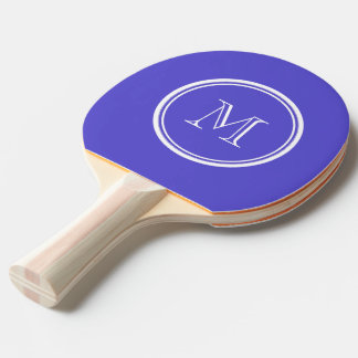 À extrémité élevé d'iris coloré personnalisé raquette tennis de table