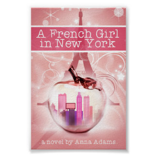 A French Girl in New York Poster