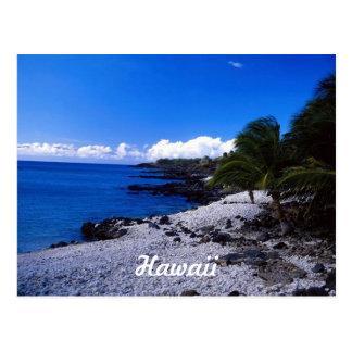 a, Hawaï Carte Postale