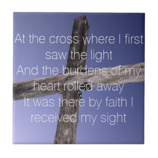 À la croix carreau