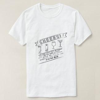 À la votre t-shirt