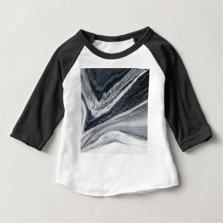 À l'encre noire t-shirt pour bébé