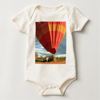 À l'intérieur ballon à air chaud, Australie Body