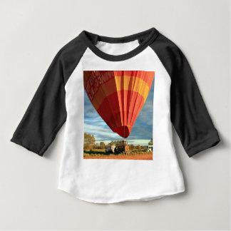 À l'intérieur ballon à air chaud, Australie T-shirt Pour Bébé