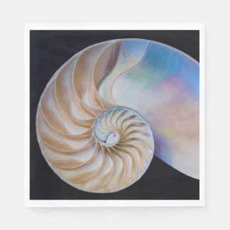 À l'intérieur du Nautilus Serviette En Papier