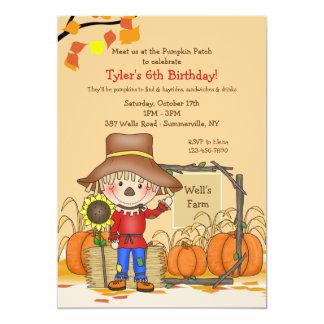 À l'invitation de ferme carton d'invitation  12,7 cm x 17,78 cm