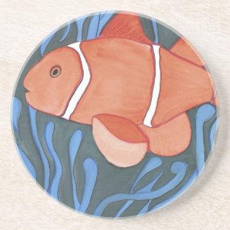 A Little Fishy Coaster