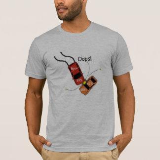 À l'os de gant et de Ryan T-shirt