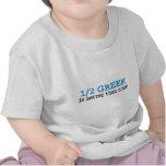 À moitié grec t-shirt