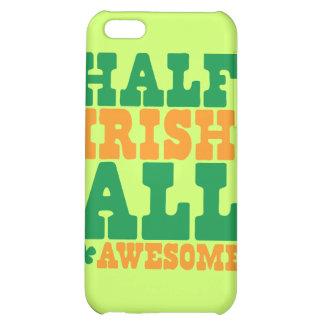 À MOITIÉ IRLANDAIS le jour de TOUT LE St Patrick d Coques iPhone 5C