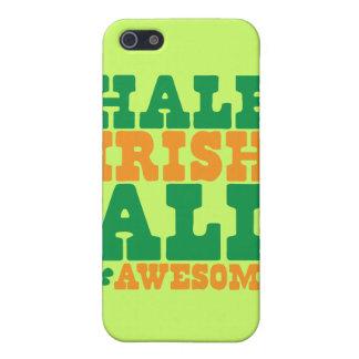 À MOITIÉ IRLANDAIS le jour de TOUT LE St Patrick d Coques iPhone 5