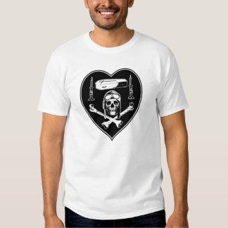 À Nungesser d'hommage T-shirts