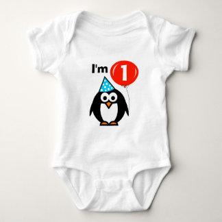 Ă?re chemise de fête d'anniversaire de Babys pour T-shirts