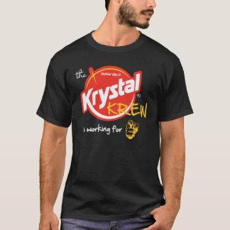 Ă?re place de Krystal - fonctionnement d'équipage T-shirt