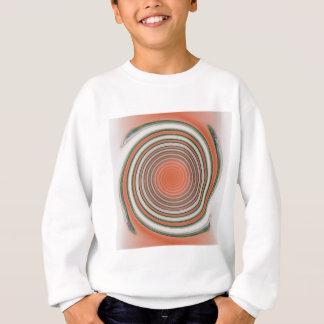 À spirale sweatshirt