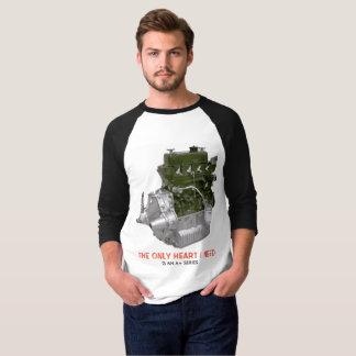 A+ T-shirt de moteur de série