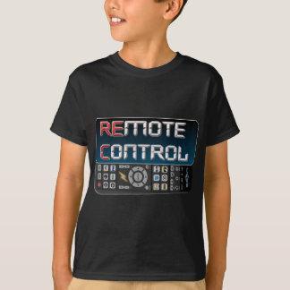 À télécommande t-shirt