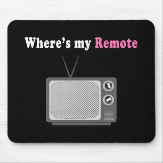 À télécommande tapis de souris